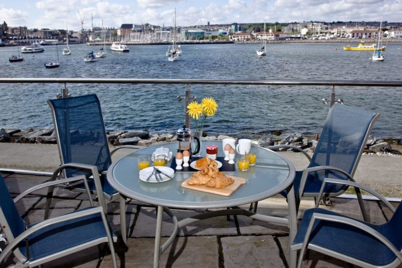 Terrace | 14 Spinnaker Quay, Plymouth