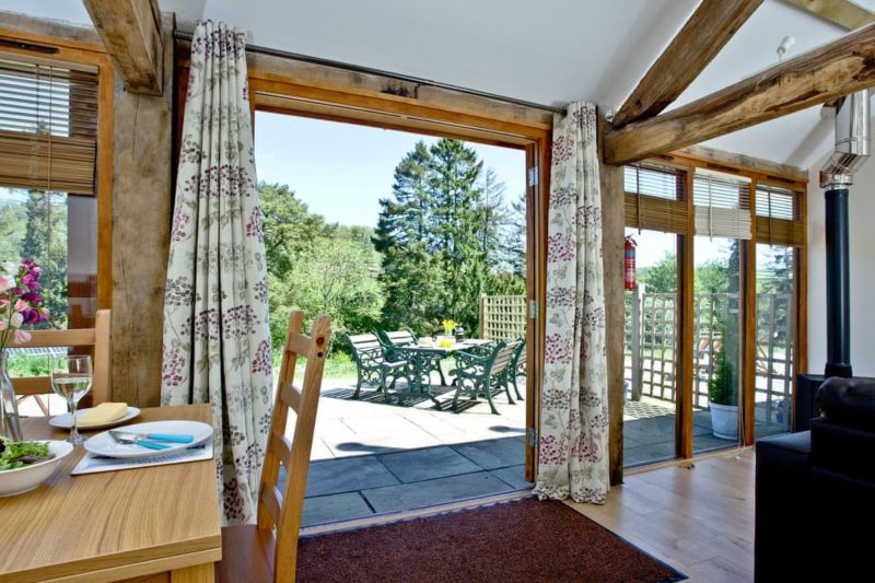 Open plan living space | Bluetit Cottage, Umberleigh, Umberleigh
