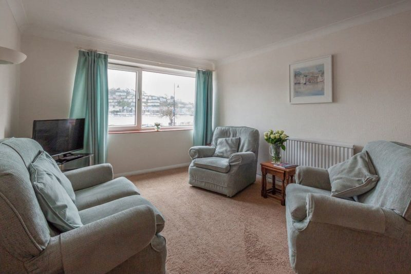 Cosy and comfortable living room | Rivers Reach, Dartmouth