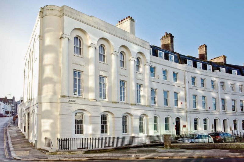Fantastic accommodation   The Westminster Suite, Plymouth