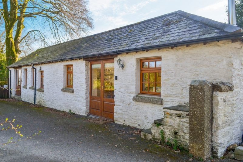 Cosy, single storey property | The Coach House, Gulworthy, near Tavistock