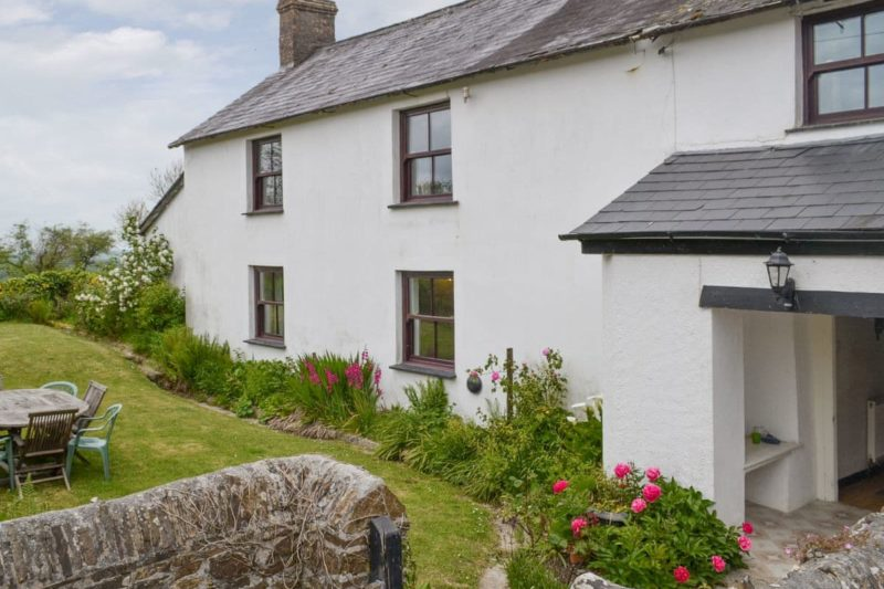 Picturesque holiday cottage | Tutchenor Farm, Patchacott, near Beaworthy