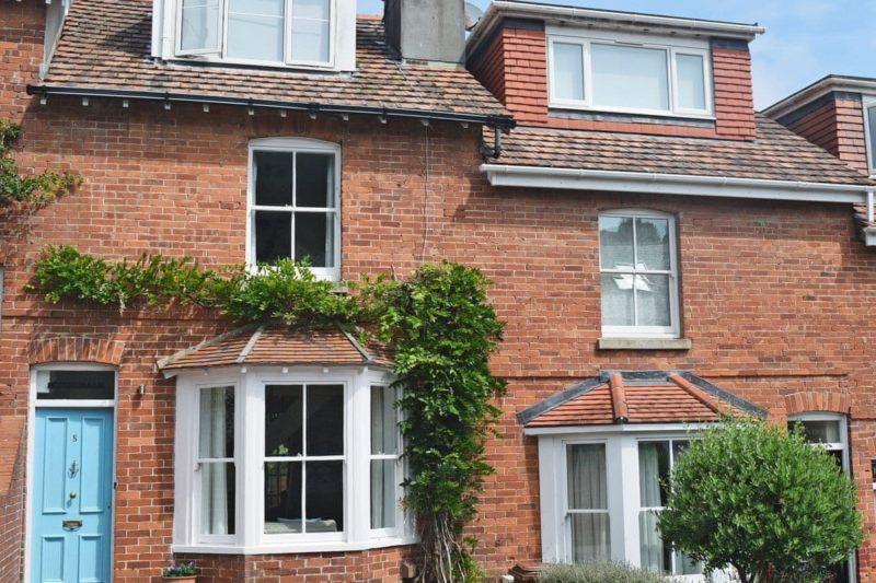 Charming brick-built terraced holiday home | Sunnidale, Salcombe