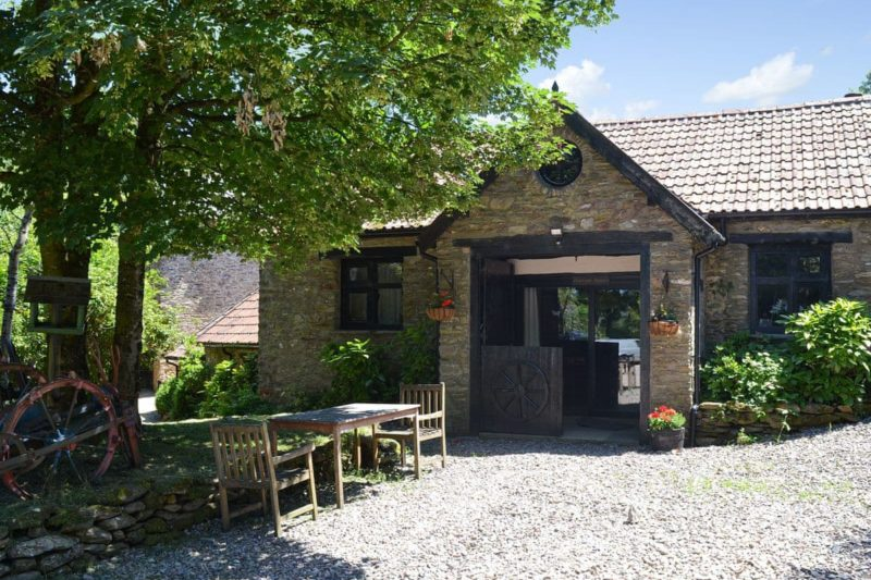 Characterful cottage | The Carriage House - Middle Cowley Farm Cottages, Parracombe, near Ilfracombe