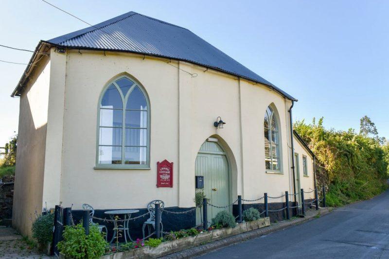 Unique, converted former chapel | Chapel Cottage, Smallridge, near Axminster
