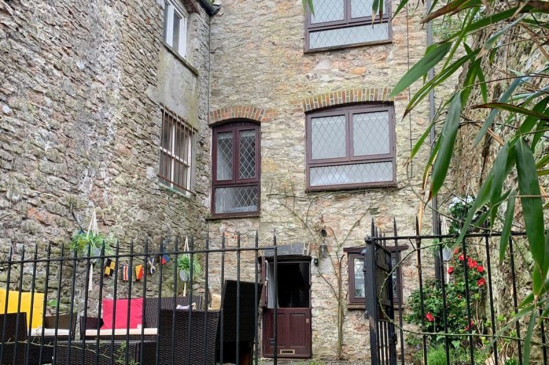Exterior | Fisherman's Cottage, Barbican, Plymouth