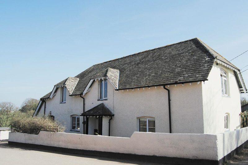 Exterior | Langdon Barton Cottage, Wembury
