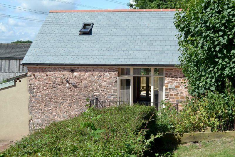 Exterior | The Foxes Larder, Clayhanger, near Bampton
