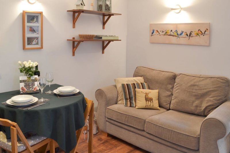 Delightfully spacious open plan living area | Robin's Nest, Newton Poppleford, near Sidmouth