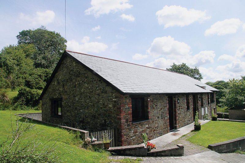 Stone-built, single-storey barn | Milking Moo's, Germansweek, near Okehampton