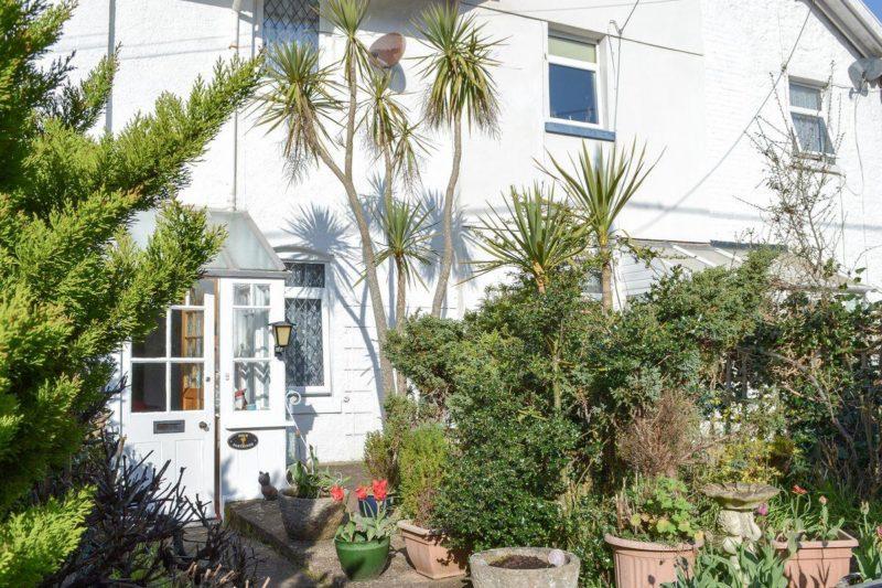 Inviting garden area | Four Farthings, Teignmouth