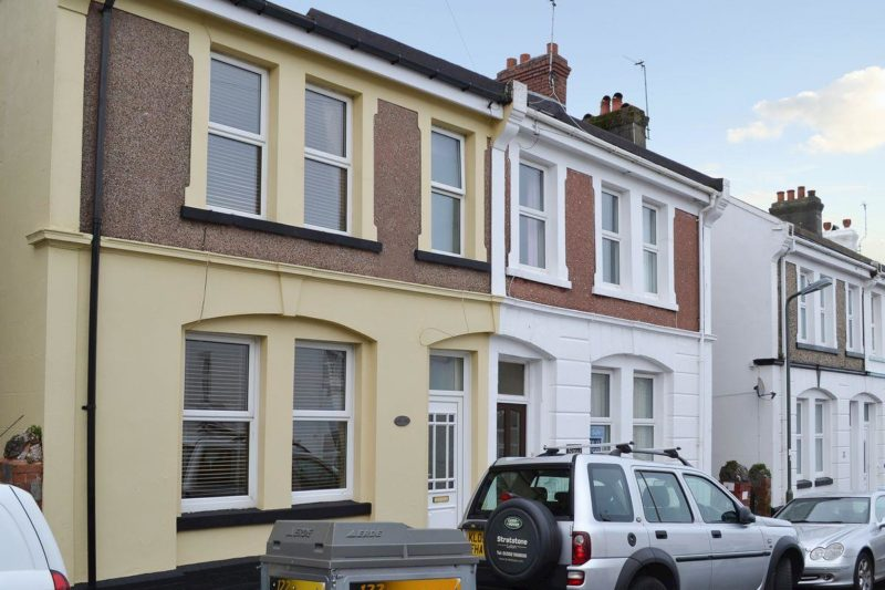 Semi-detached Edwardian house in a quiet street | Dorothy's Cottage, Torquay