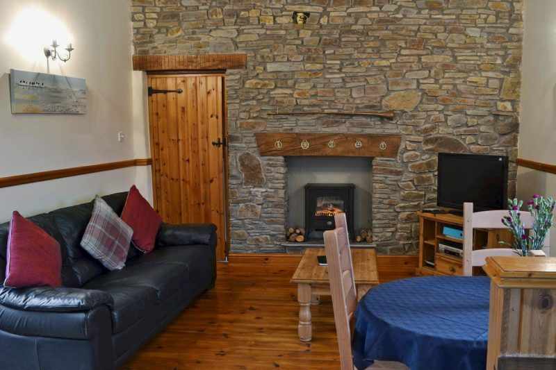 Beautifully presented open plan living space | Wyndale Barn, Northam, near Bideford