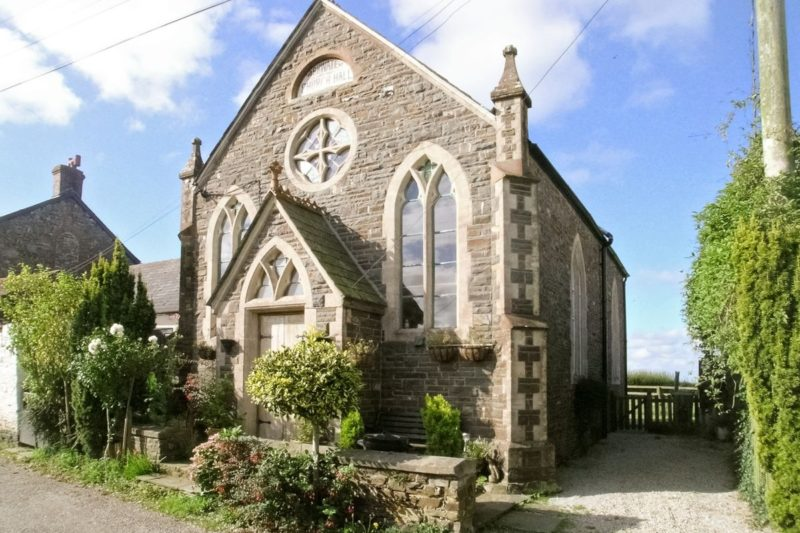 Exterior | The Former Chapel, Ashwater