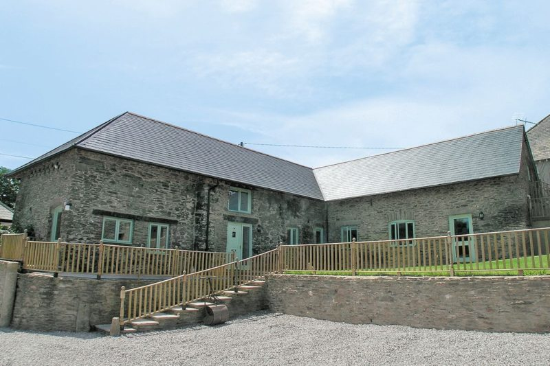 Exterior | White Dove Barn, Wembury
