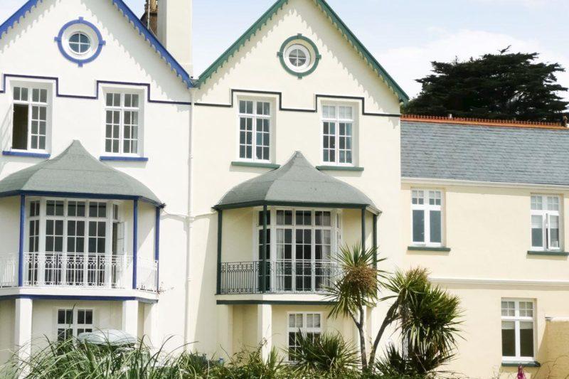 Exterior | The Captains House, Instow, nr. Bideford