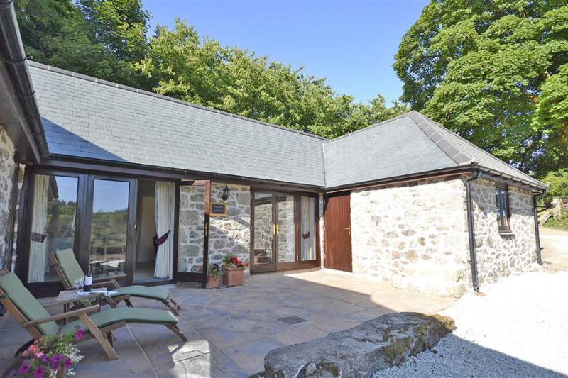 Welcome to Swallow Cottage - a newly converted Dartmoor barn.