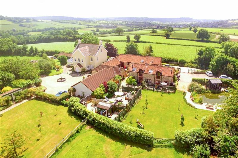 Aerial Photo of Trichayne Farm