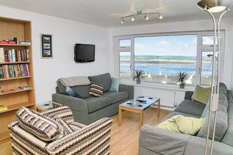 Living room | The Mount, Appledore, Bideford