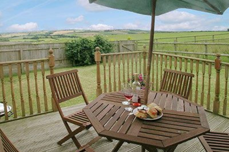 Sitting-out-area | Winscott Barton Barns: Tumbledown Barn, Littleham, nr. Bideford