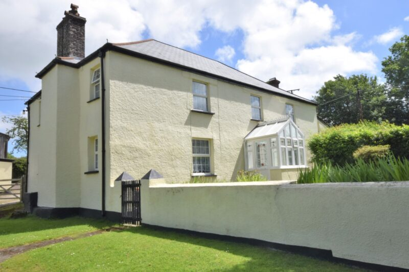 A beautiful farm house situated within the North Devon countryside