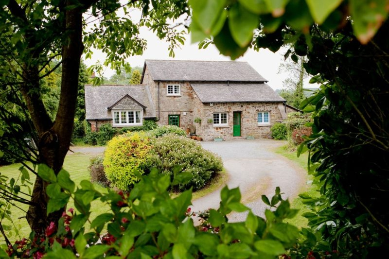 Exterior | Old Mill House, Umberleigh, nr.