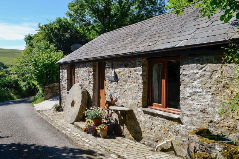 Exterior   The Smithy, Brentor, nr. Tavistock