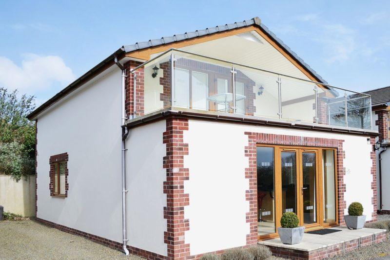 Exterior | Willow Lodge, High Bickington, nr. Umberleigh