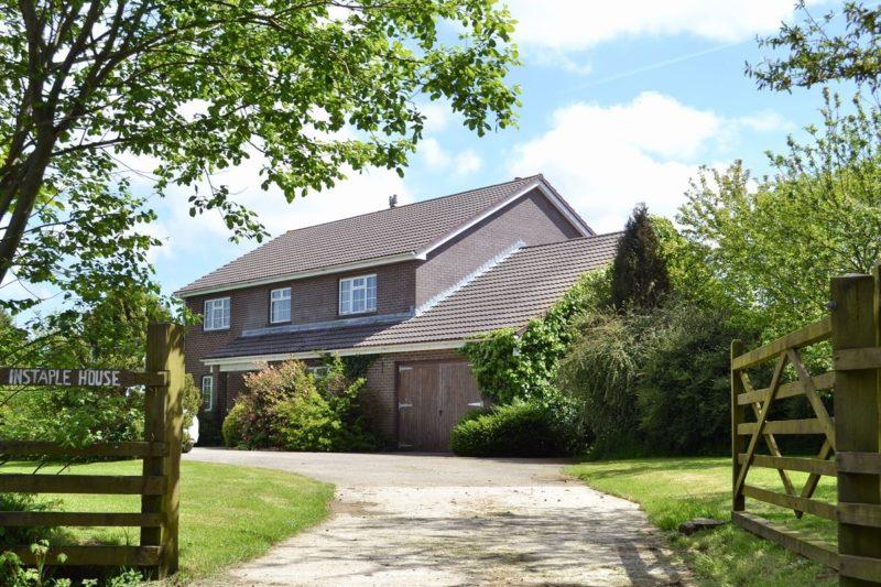Exterior | Instaple House, Sutcombe, nr. Holsworthy