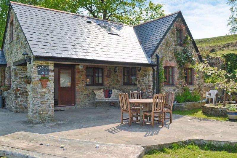 Exterior   Crofters Barn, Brentor, nr. Tavistock