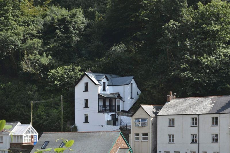 Exterior | Lorna Doone Cottage, Lynmouth