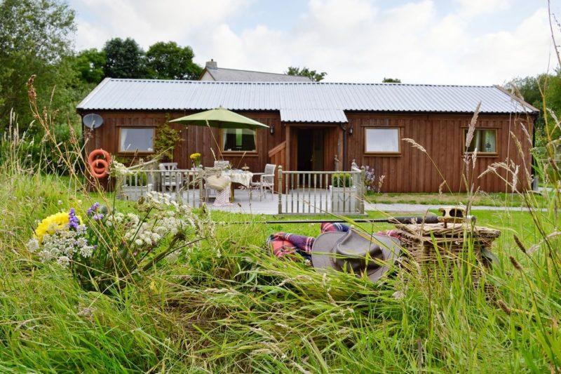 Exterior   Lakeside Lodge, Moretonhampstead