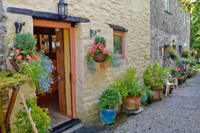 Exterior | Sherwell Cottage, Buckfastleigh