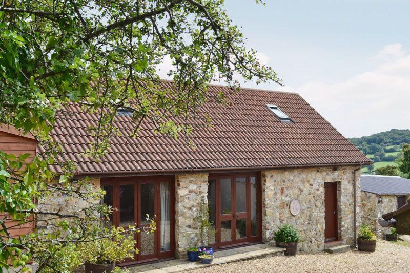 Exterior | Little Shelvin Farm Cottage, Luppitt, nr. Honiton