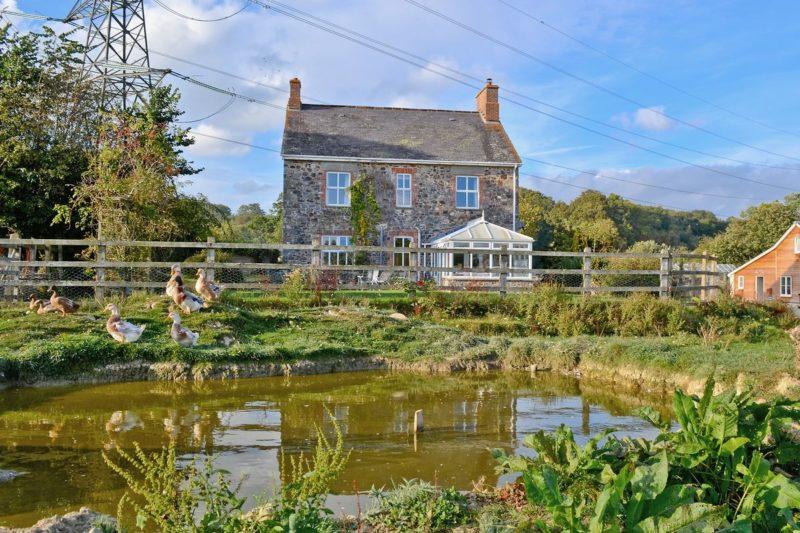 Exterior | Dunley Farmhouse, Bovey Tracey, nr. Newton Abbot