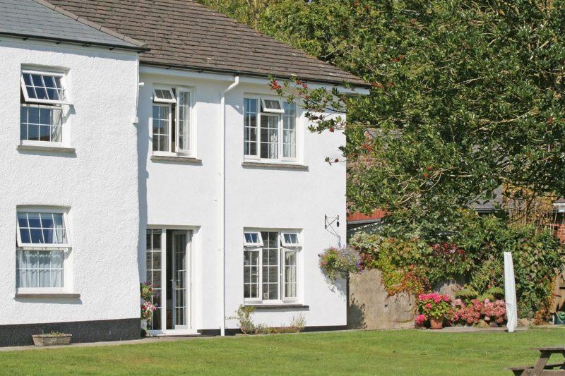 Exterior | Jubilee Cottage, Leworthy, nr. Holsworthy