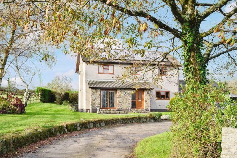 Exterior | Bottor Rock Lodge, Hennock, nr. Bovey Tracey