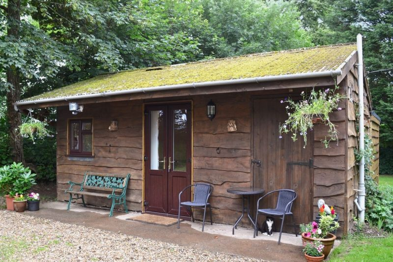 Exterior | Hooked Rise Holiday Lodge, Dunkeswell, nr. Honiton