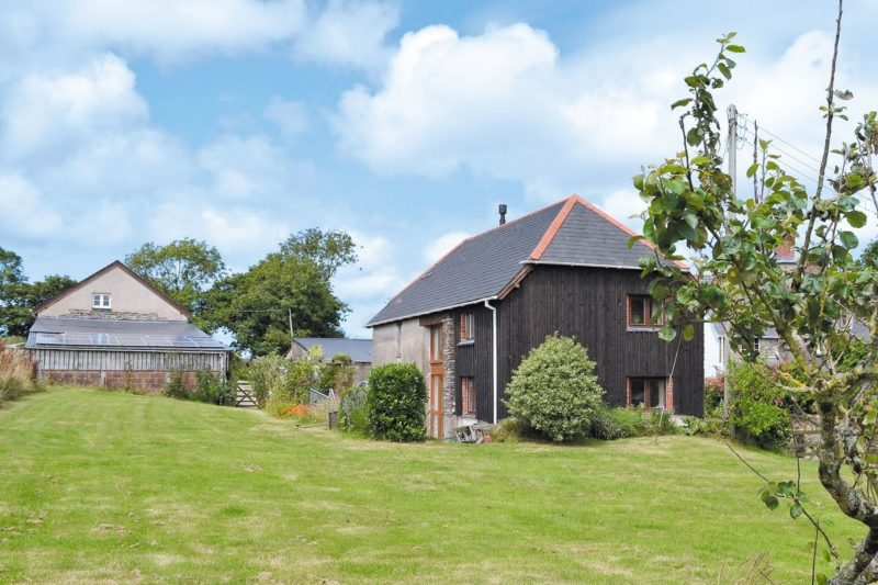 Exterior | Orchard Barn, Buckland Brewer, nr. Bideford