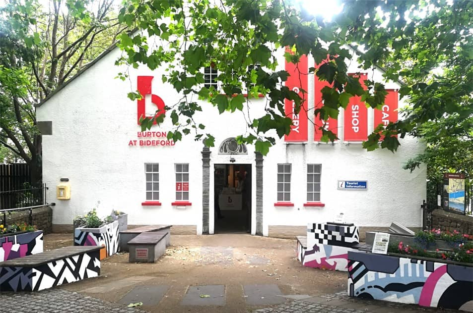 Burton at Bideford