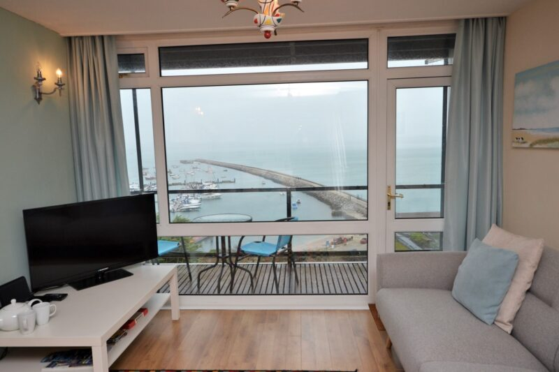 Enjoy the views from the lounge window
