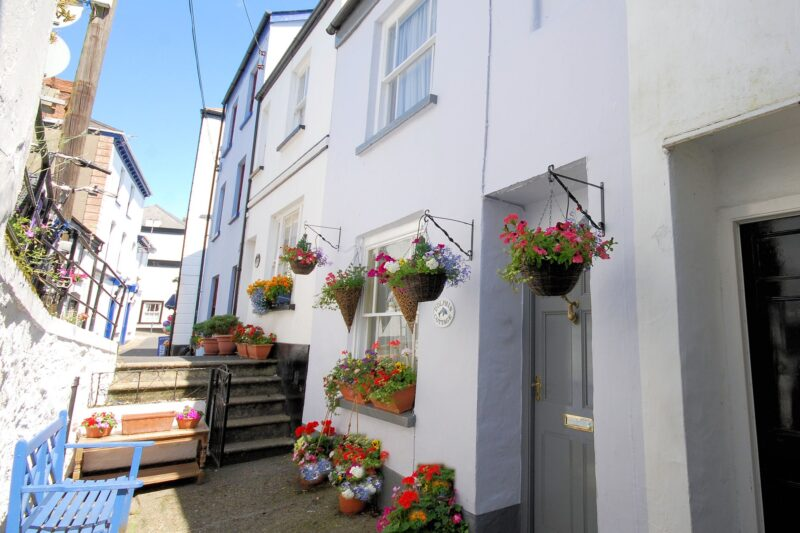 Situated in the heart of Appledore