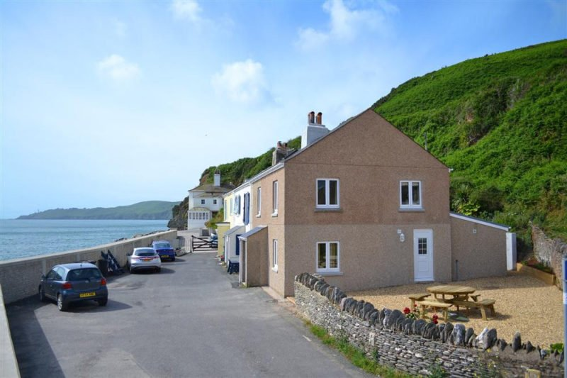 29 Beesands, right on the beach.