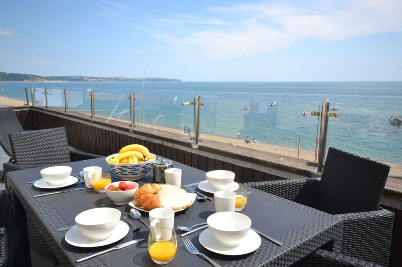 Welcome to 8 @ The Beach, with fabulous views from the wrap around balcony.