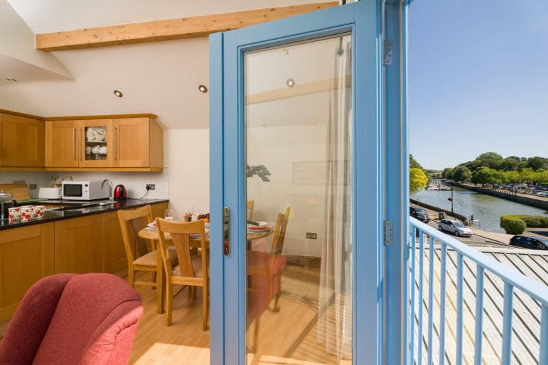 Welcome to 8 The Malt - the perfect spot to enjoy all the amenities on the doorstep and spend time looking at that wonderful view!